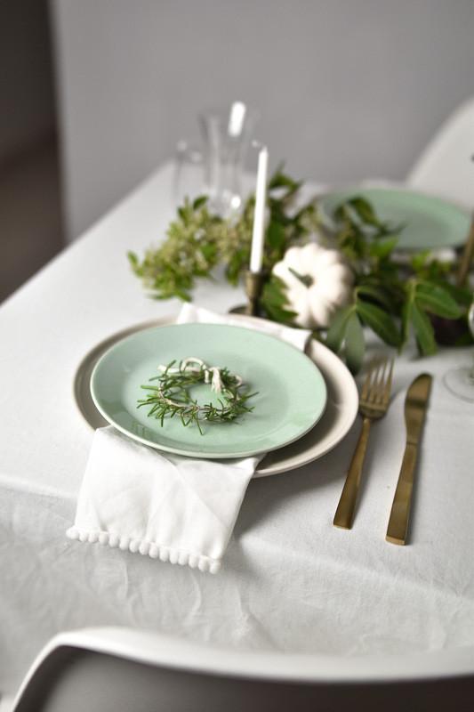 עיצוב שולחן חג   טה-דה! בלוג