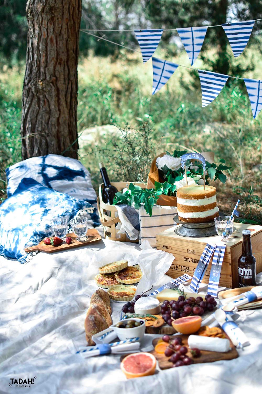 פיקניק יום העצמאות  ׀ טה-דה! בלוג tahda! blog
