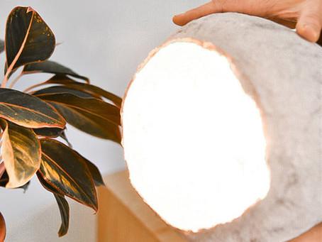 יצאתי לבדוק: סדנת גוף תאורה מעיסת נייר