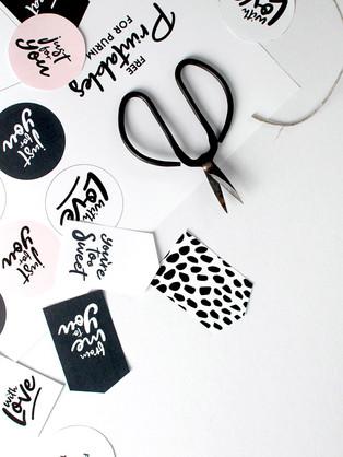 משלוח מנות קל ופשוט (+קובץ להדפסה מתנה)