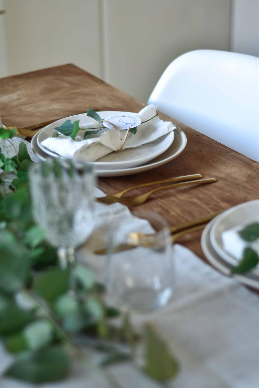 עיצוב שולחן חג פסח אינטימי ׀ טה-דה! בלוג