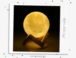מנורת ירח מאליאקספרס   טה-דה! בלוג