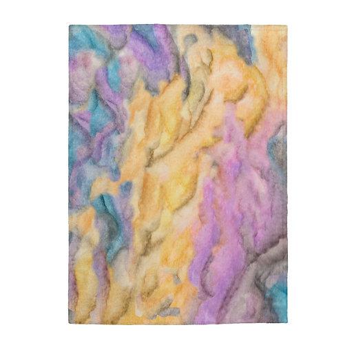 Color Clouds Blanket