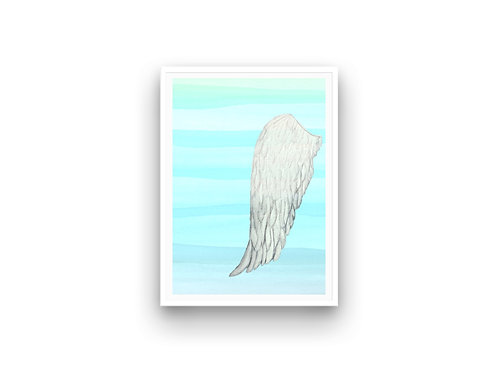 Left Wing- Blue Print