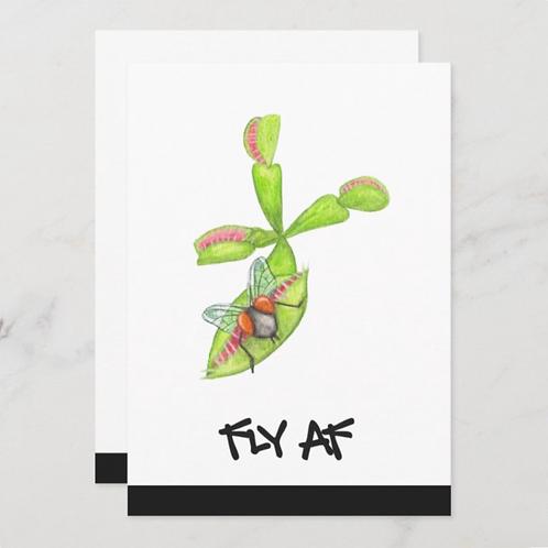 Fly AF BLANK