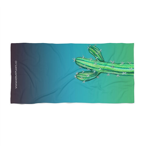 Stick It Out Beach Towel