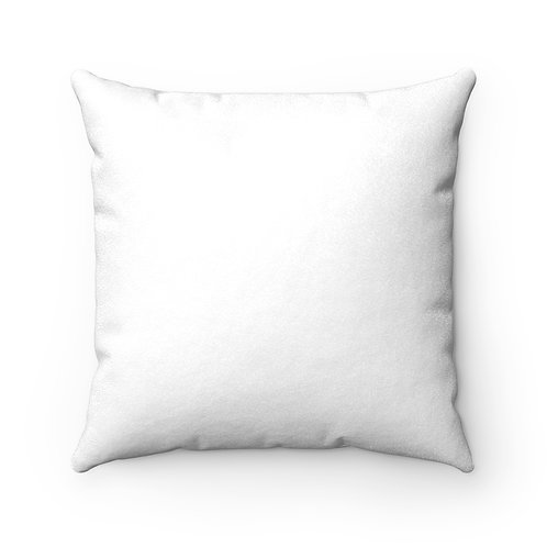 NYC Skyline Faux Suede Square Pillow