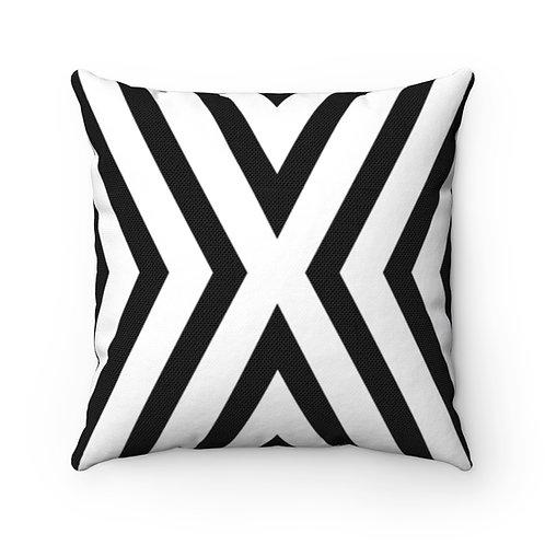 X Marks the Spot Pillow Case