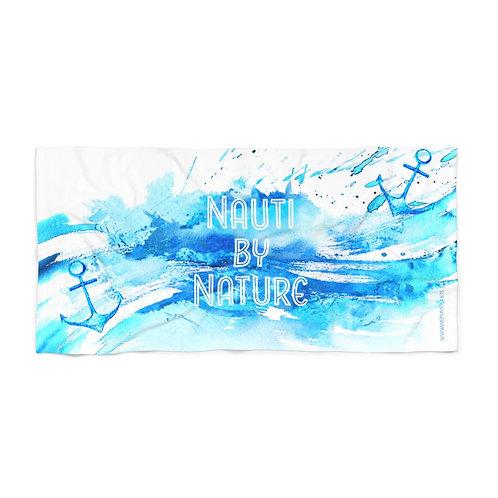 Nauti By Nature Beach Towel