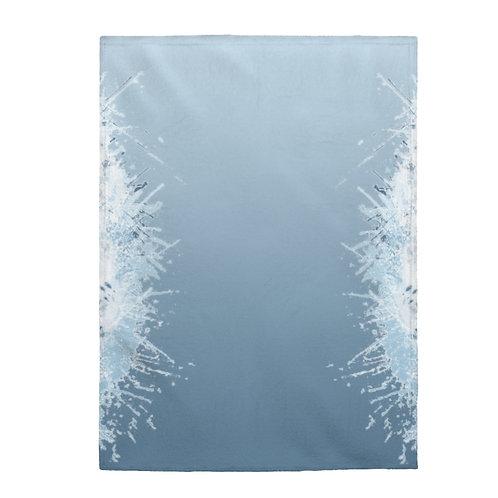 Icy Plush Blanket
