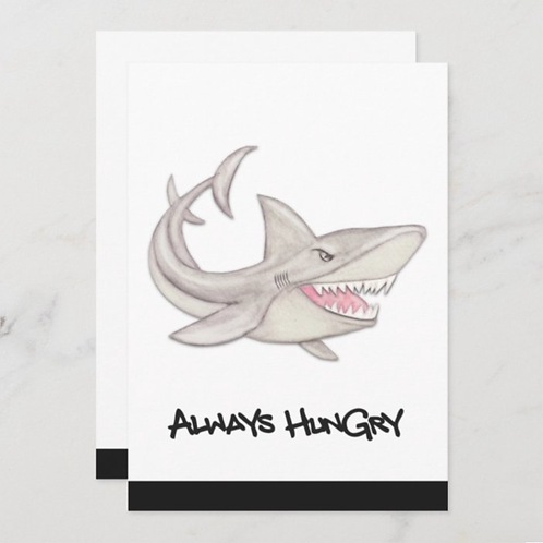 Always Hungry- BLANK