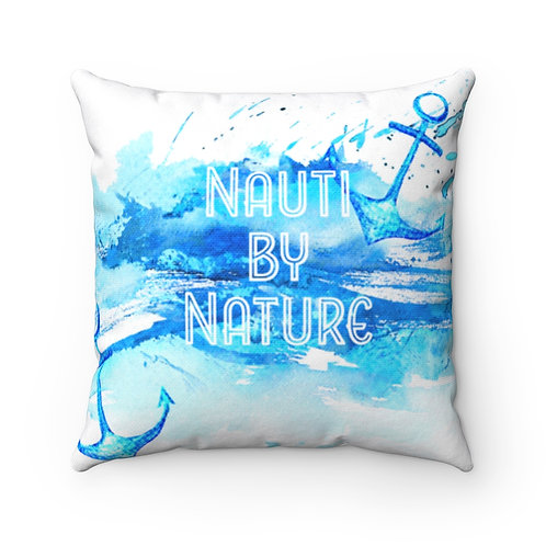 Nauti By Nature Square Pillow Case