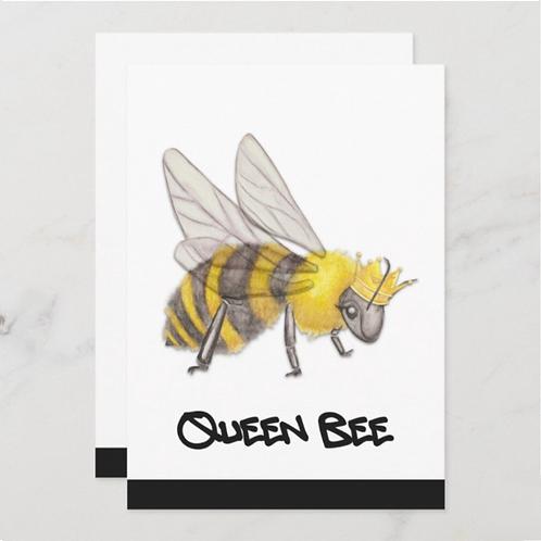 Queen Bee- BLANK