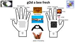 gOd a bee fresh