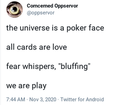 all cards are lOve