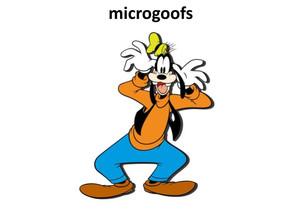 microgoofs