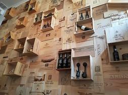 Tampos Vinhos - Tampas de madeira VI