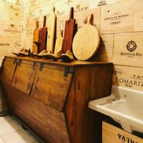 Tampos Vinhos - Tampas de madeira XVI