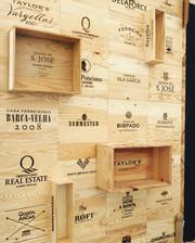 Tampos Vinhos - Tampas de madeira VIII