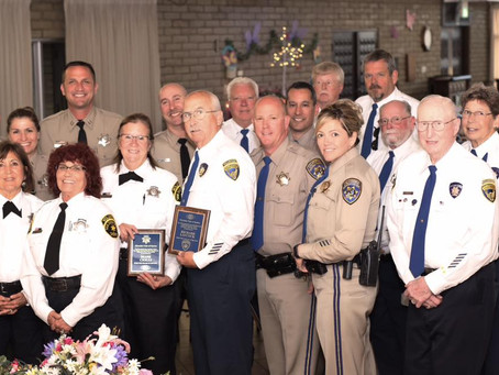 Kiwanis Club of Santee celebrates 22nd annual Law Enforcement Awards Ceremony