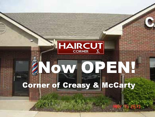 HairCut Corner - An affordable haircut, not a cheap haircut near Lafayette, IN a local barber shop