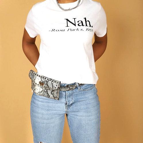 NAH -Rosa Parks Tee