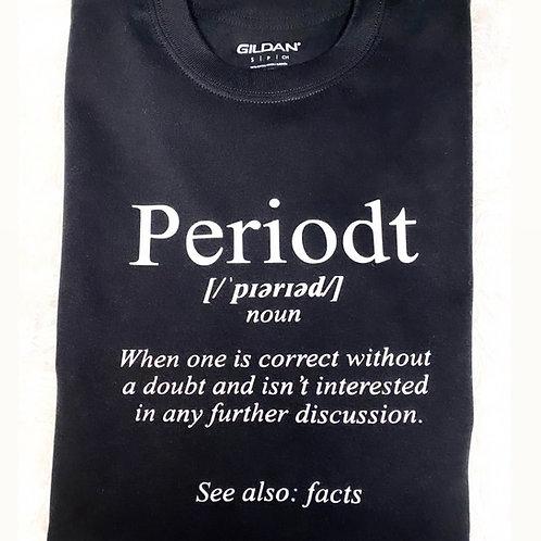 PERIODT DEFINITION