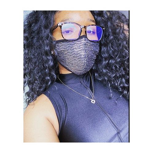 Dazzle Me Mask