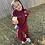 Thumbnail: KIDS PGB ROSEWOOD SWEATSUIT