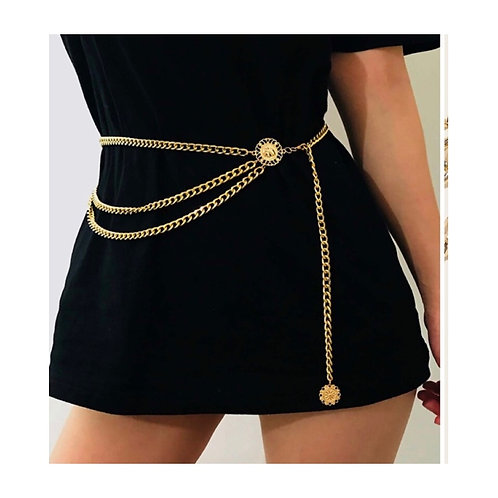 Go Girl Chain Belt