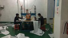 Bezoek aan een Chinese Tentenfabrikant