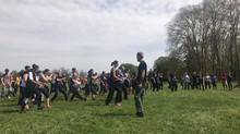 Initiation de Krav Maga au parc de la Tête d'Or