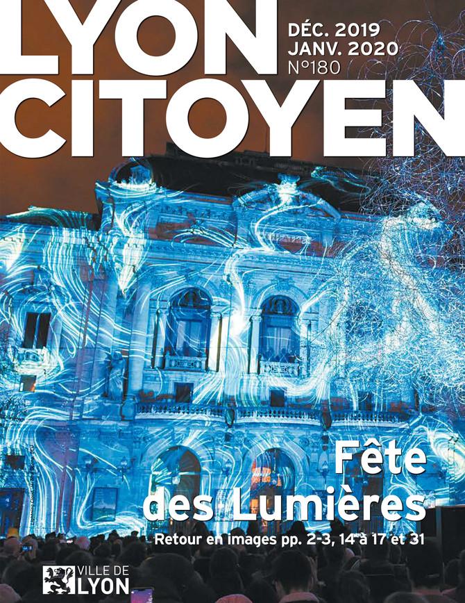 Article dans Lyon Citoyen