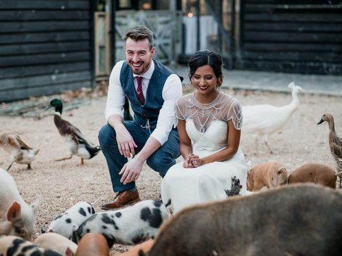 South Farm // Annalisa & Matthew