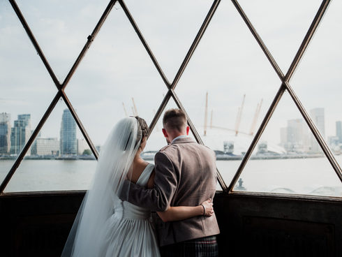 Trinity Buoy Wharf // Zoe & Darren