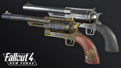 Hunting Revolver and Ranger Sequoia