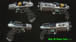 Glock 86 - Plasma Pistol