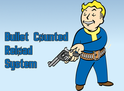 Bullet Counted Reload System