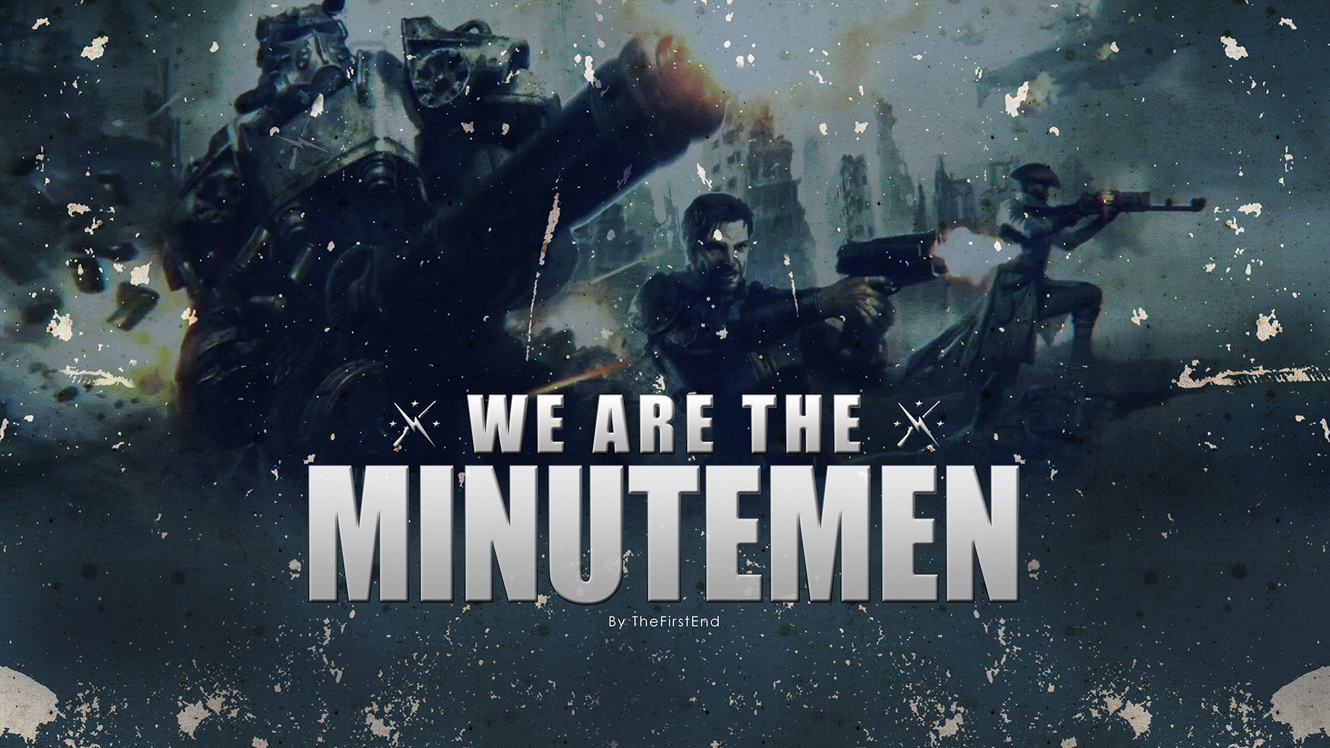 We Are The Minutemen