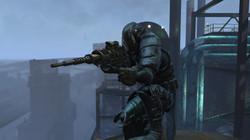 Heavy Institute Armor Corpus Praesidium.