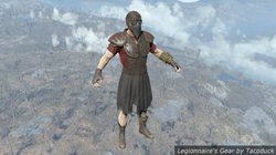 Legionary's Gear