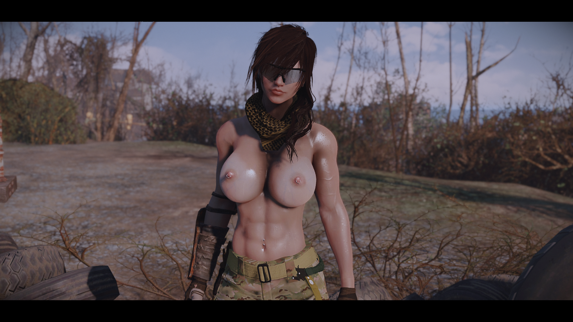 True Wasteland Body For CBBE