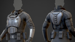 Stealth Suit - New Vegas
