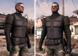 Tactical Armor