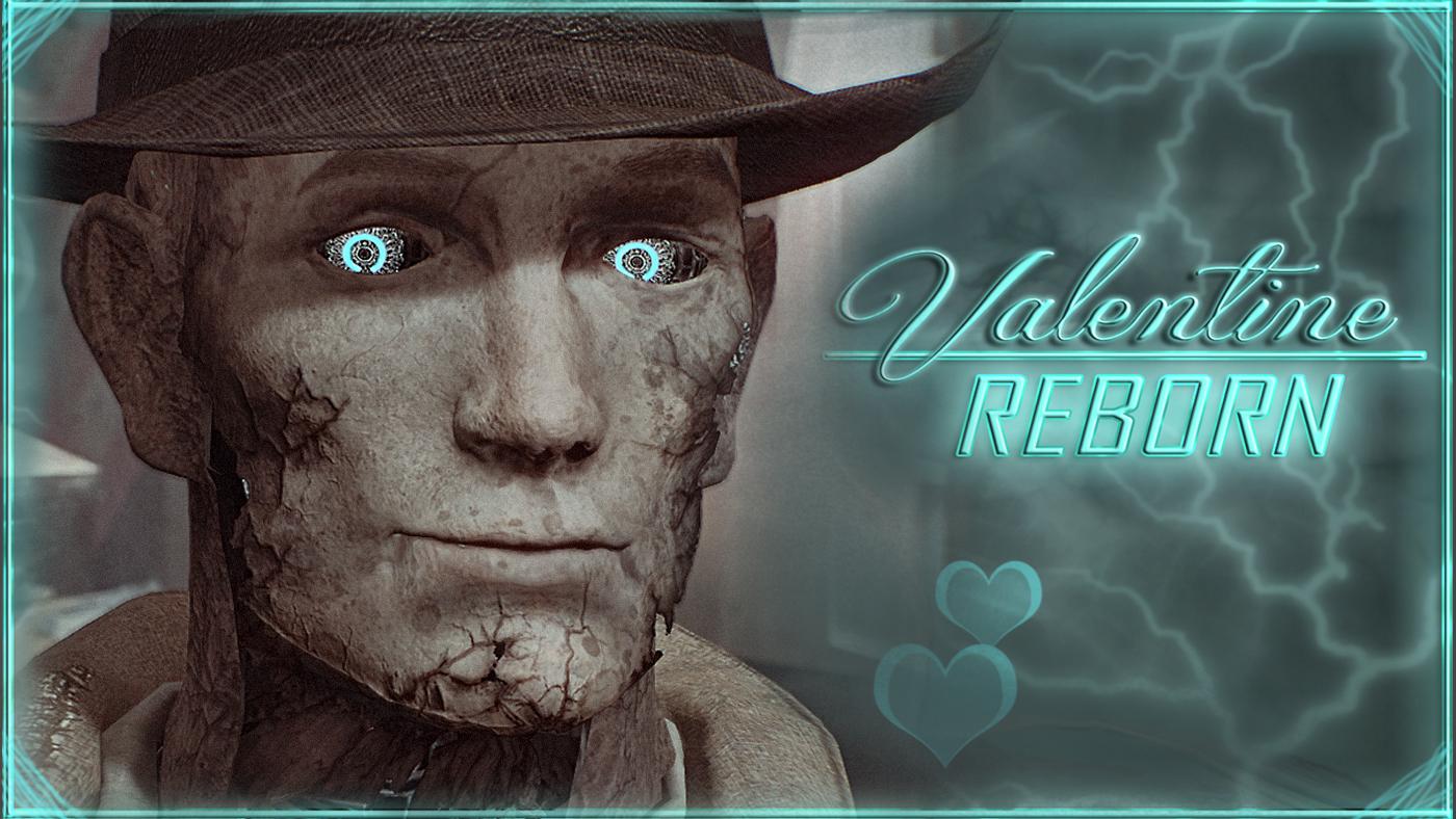 Valentine REBORN - Nick Face Retexture