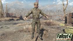 Chinese Commando Uniform
