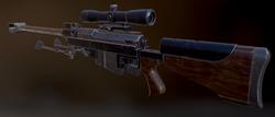 Anti Materiel Rifle