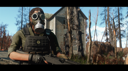 The M38 Gas Mask