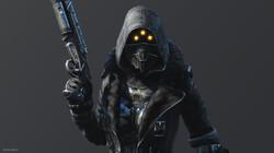 Black Widow Armor
