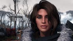 Natasha Face Texture
